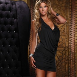 Robe dos nu Forplay Intrigue