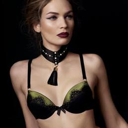 Soutien-gorge push-up Bordelle Malena