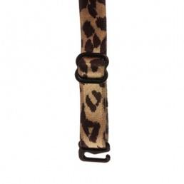 Bretelles de soutien-gorge imprim�es Soyelle Panth�re