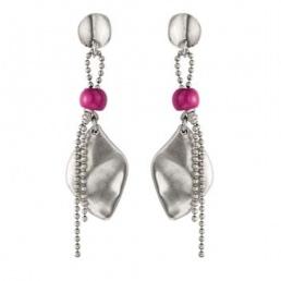 Boucles d'oreilles pendantes Sin Receta SPE0082