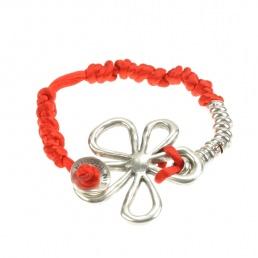 Bracelet cordon Sin Receta SPU0066RJ