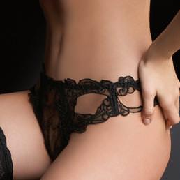 String sexy Lise Charmel Soir de Venise