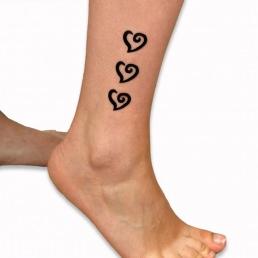 Tattoos temporaires Triangle