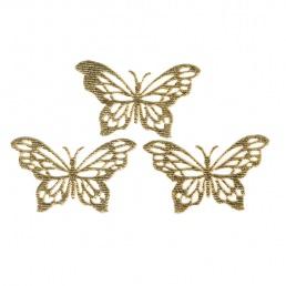 Tattoos 3D temporaires Butterflies or