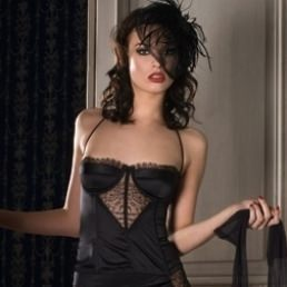 Bustier Maison Close Villa Satine