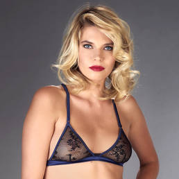 Soutien-gorge triangle Maison Close Vertige d'Amour