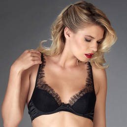 Soutien-gorge push-up Maison Close Villa Satine