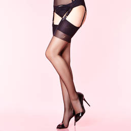 Bas couture 15D Chantal Thomass Les Bas et Collants