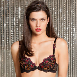 Soutien-gorge push-up Lise Charmel Rêver Byzance
