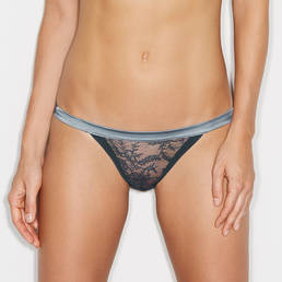 Slip taille basse Andres Sarda Koons