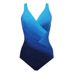 MIRACLESUIT maillot de bain 1 pièce Jillian gainant Dip Dye