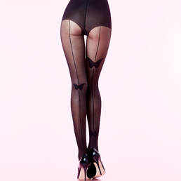 Collant Lady Butterfly Chantal Thomass Les Bas et Collants
