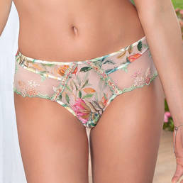 Shorty Lise Charmel Bouquet Tropical