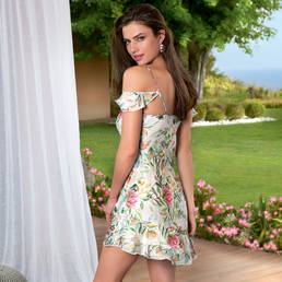 Nuisette séduction Lise Charmel Bouquet Tropical