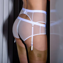 Shorty zippé Maison Close Pure Tentation