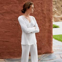 Pyjama Hanro Daphne