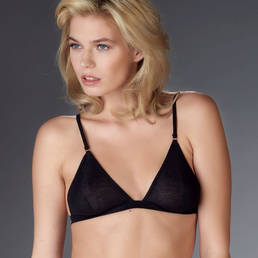 Soutien-gorge triangle Maison Close Bellevue