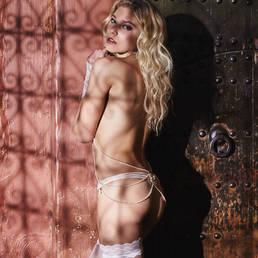 Harnais en perles Swarovski Les Jupons de Tess LJT Adriana