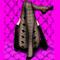CHANTAL THOMASS Collant Punkette noir