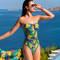 LISE CHARMEL Oiseaux Bali Maillot de bain 1 pièce nageur séduction Oiseaux Azur
