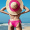 AUBADE Bomba Latina Maillot de bain mini bikini Acerola