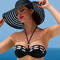 LISE CHARMEL Transat Fashion Maillot de bain brassière coques noir