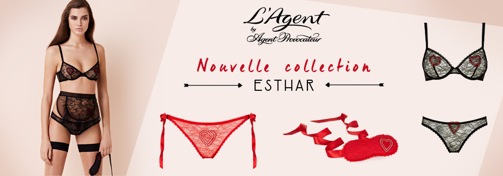 Collection Esthar L'Agent by Agent Provocateur
