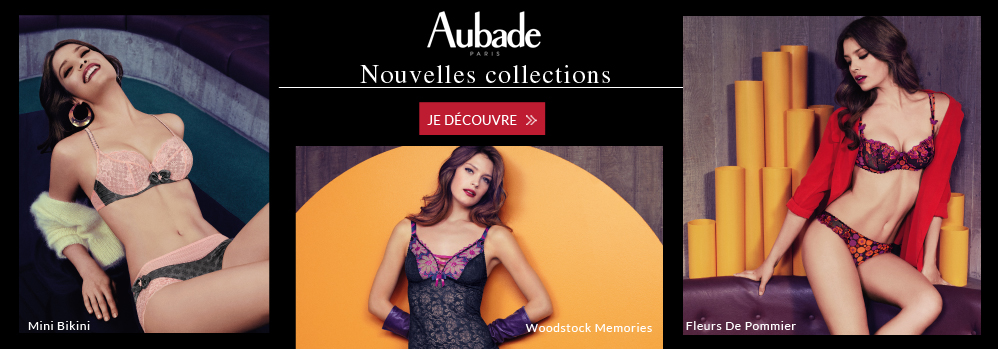 Nouvelles Collections Aubade