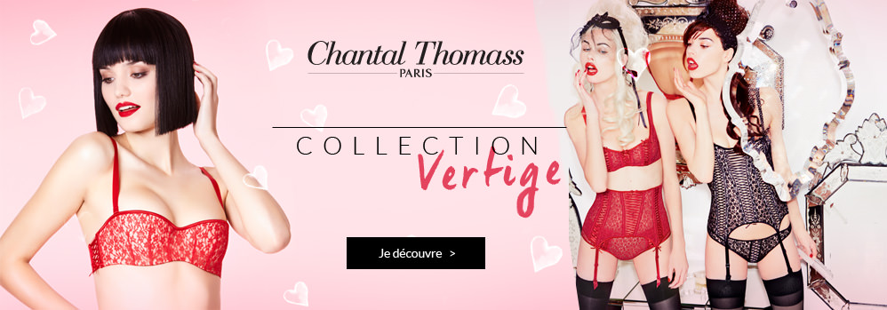 Saint Valentin Chantal Thomass