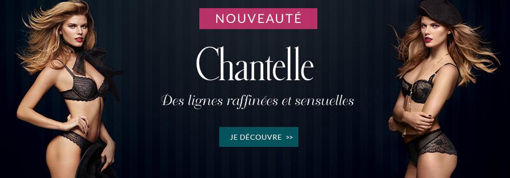 Nouvelles Collections Chantelle