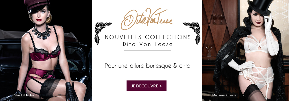 Nouvelles collections Dita Von Teese AH14