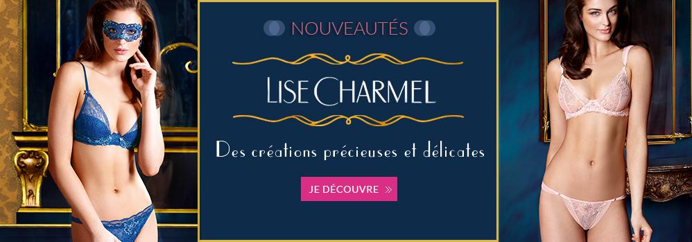 Nouvelles Collections Lise Charmel