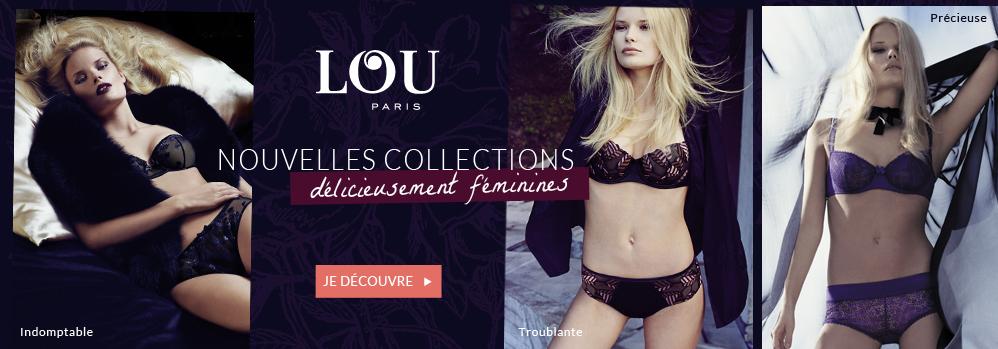 Nouvelles Collections Lou Paris