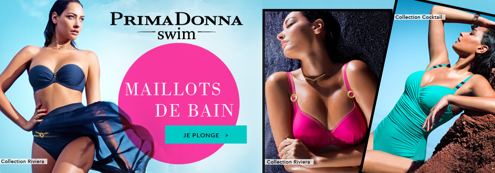 Maillots de bain PrimaDonna Swim
