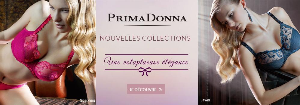 Nouvelles collections PrimaDonna