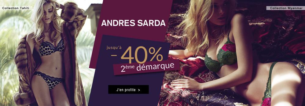 Soldes Andres Sarda