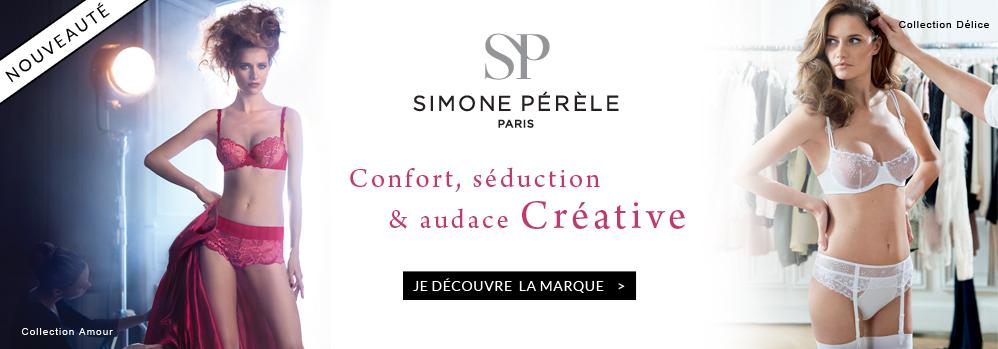 Nouveaut�s Simone P�r�le