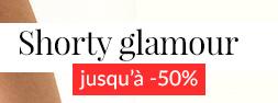 Shorty glamour